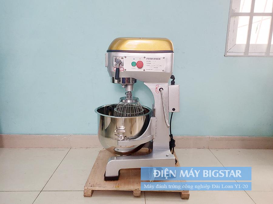 máy đánh trứng