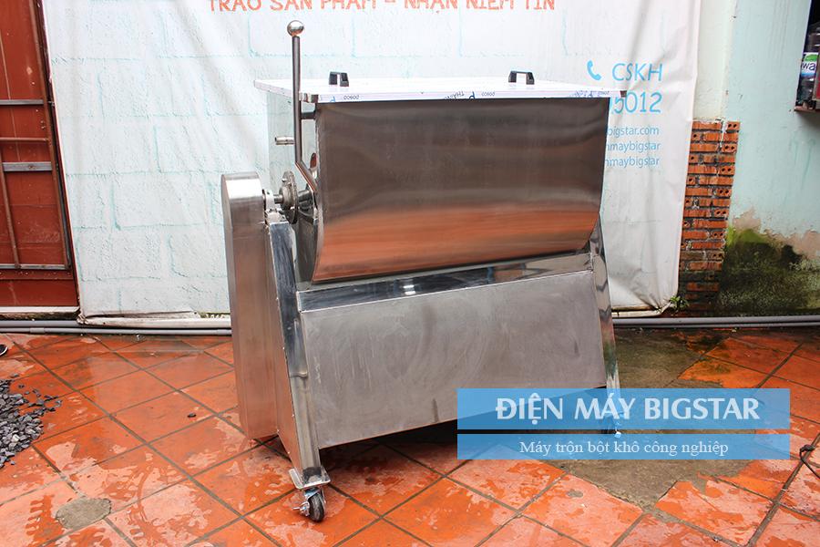 máy trộn bột trộn thịt công nghiệp